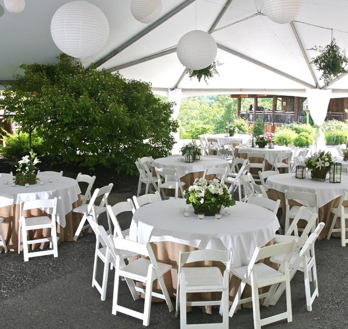 Wedding Table Rental, Erie County OH